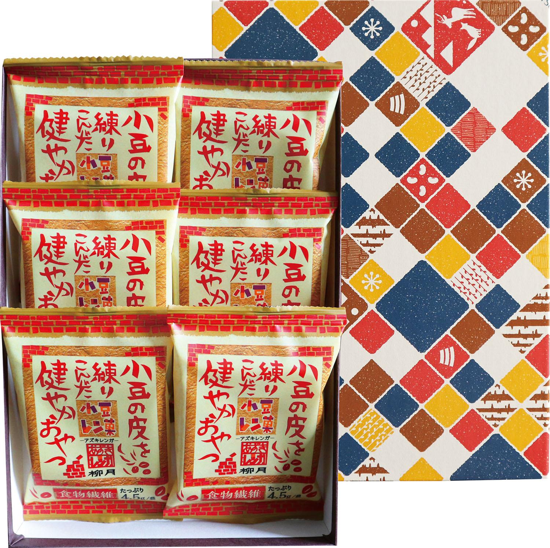 小豆レン菓 6袋入