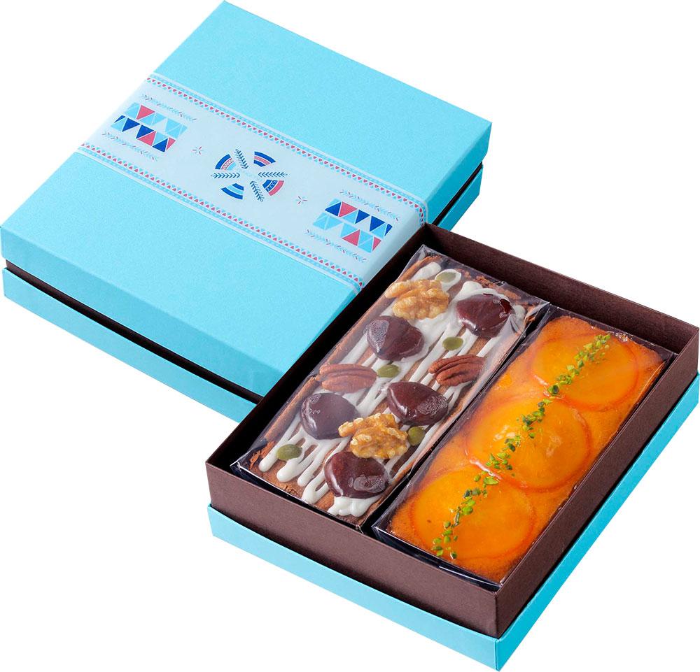 ハートフルギフト A パウンドケーキ(2種)